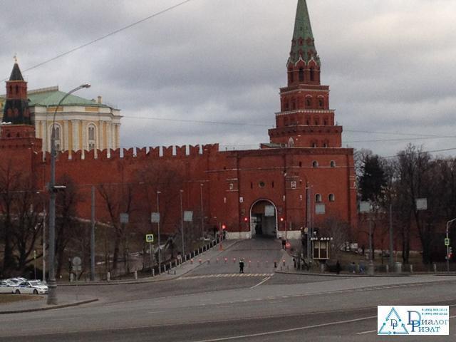 Офис 117 кв.м. с видом на Кремль, 2 мин. пешком от метро Боровицкая - Фото 31