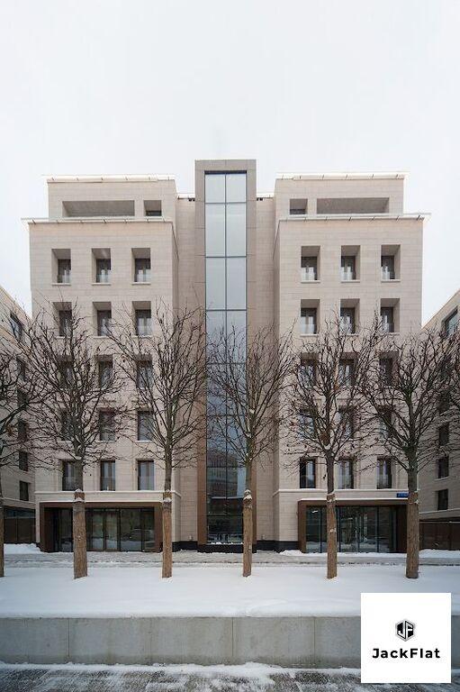ЖК Полянка/44 - 170 кв.м, трёх или четырёхкомнатная квартира, 2/7 эт. - Фото 2