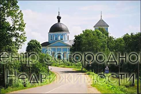 Участок, Новорижское ш, 80 км от МКАД, Покровское д. (Рузский р-н). . - Фото 0