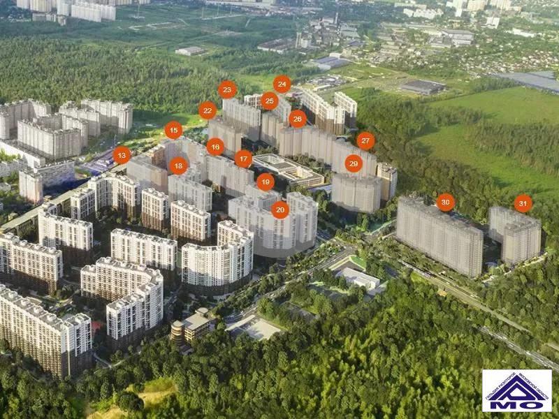 Продажа квартиры, Балашиха, Балашиха г. о, Бояринова улица - Фото 2