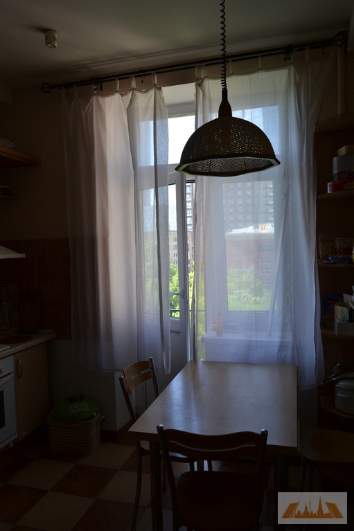 2-комн. квартира, 55,1 м2 Москва, ул. Пырьева, 4к1 - Фото 4