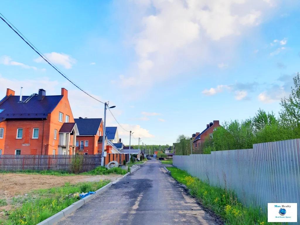 Продается участок. , Яковлево д, коттеджный поселок Росинка - Фото 4