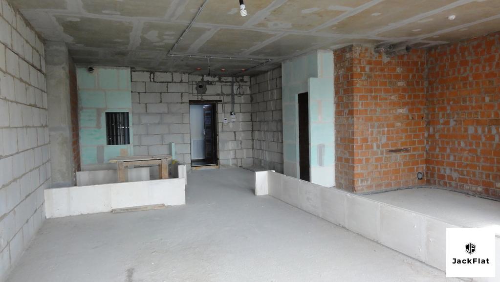 80 кв.м, св. планировка, 8этаж, 8 секция - Фото 1