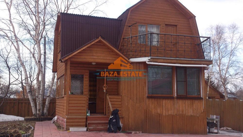 Продажа дома, Елизово, Елизовский район, СНТ Волна - Фото 1