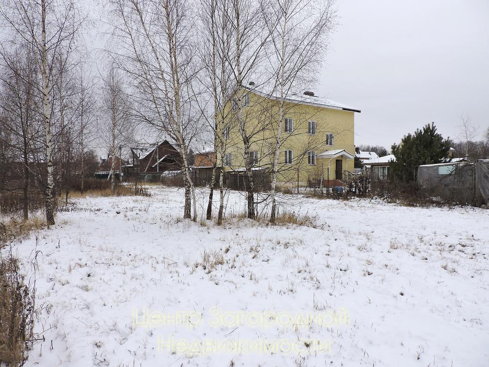 Участок, Каширское ш, 29 км от МКАД, Буняково, деревня. Участок 5.5 . - Фото 0