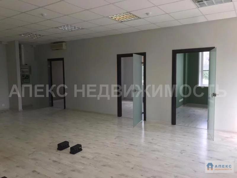 Аренда офиса 107 м2 м. Белорусская в бизнес-центре класса С в Тверской - Фото 3