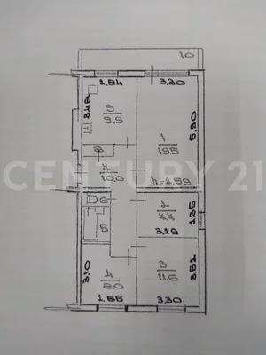 Продажа 4-к квартиры на 5/5 этаже на ул. Гвардейская д. 33 - Фото 19