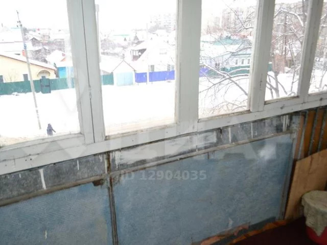 2-ком. квартира, ул.Шевченко, 36, 48 м.кв, 3/5 эт. - Фото 12