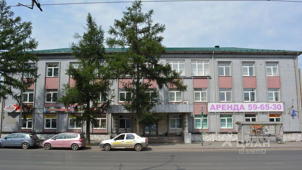 Офис в Кемеровская область, Кемерово Кузнецкий просп, 15 (18.0 м) - Фото 1
