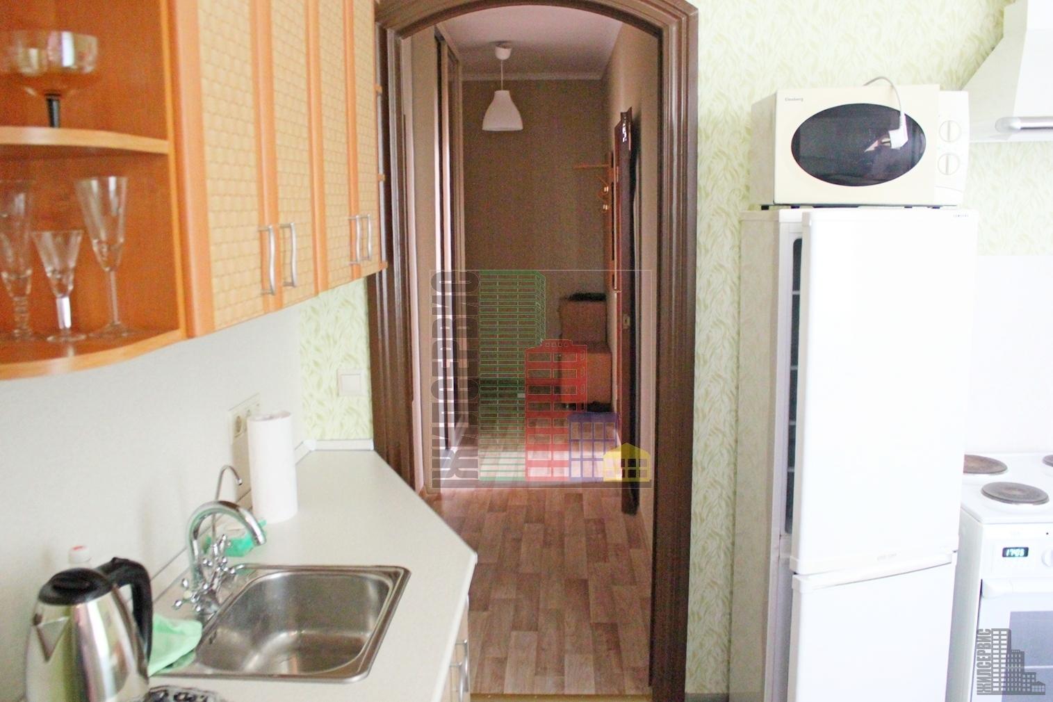 Однокомнатная квартира со свежим евроремонтом - Фото 6