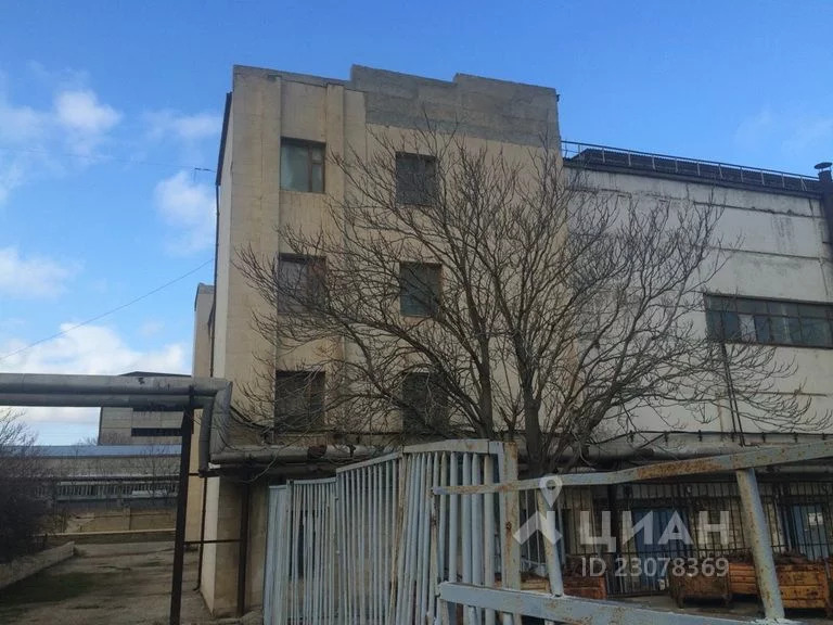 Склад в Дагестан, Махачкала ул. Ирчи Казака, 37 (5562.47 м) - Фото 0