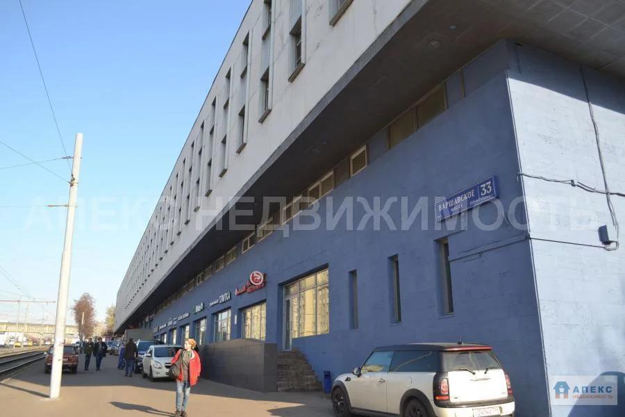 Аренда офиса 11 м2 м. Нагатинская в бизнес-центре класса В в Нагорный - Фото 0