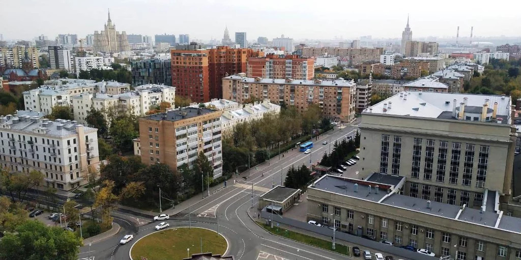 Продается большая трехкомнатная квартира, м. Белорусская, или Улица . - Фото 8