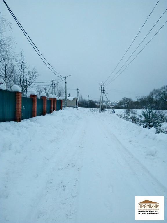 Зем. частoк 15 соток в с. Вeльяминовo, ул. Зеленая, г.о. Домодедово - Фото 8
