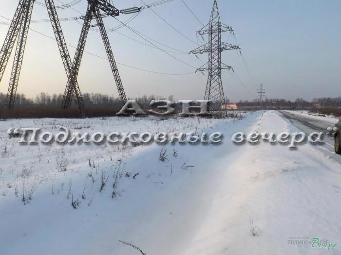 Горьковское ш. 42 км от МКАД, Ногинск, Участок 783 сот. - Фото 6