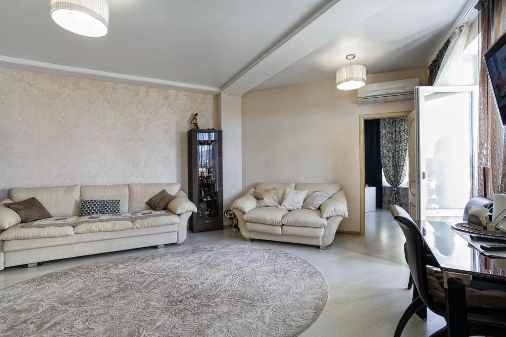 Красивая видовая квартира в новом ЖК в Ялте - Фото 5