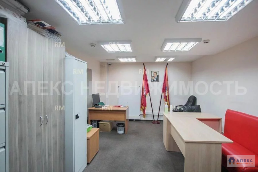 Аренда офиса 46 м2 м. Баррикадная в бизнес-центре класса В в . - Фото 2