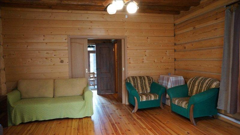 Двухэтажный домик с русской баней в пос. Мельничный Ручей - Фото 12
