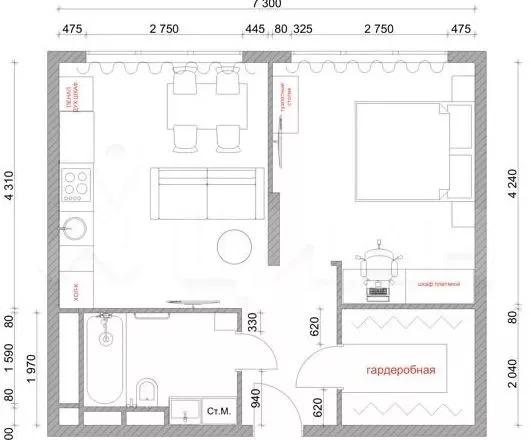 Продажа квартиры, м. Шелепиха, Шмитовский проезд - Фото 7