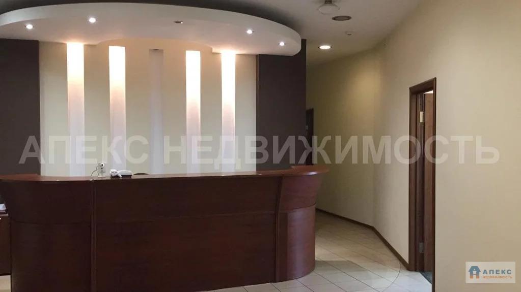 Аренда офиса 405 м2 м. Бауманская в бизнес-центре класса В в Басманный - Фото 8