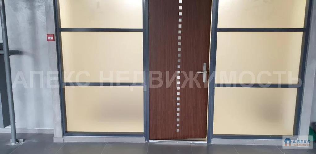 Аренда офиса 115 м2 м. Нагатинская в бизнес-центре класса В в Нагорный - Фото 3