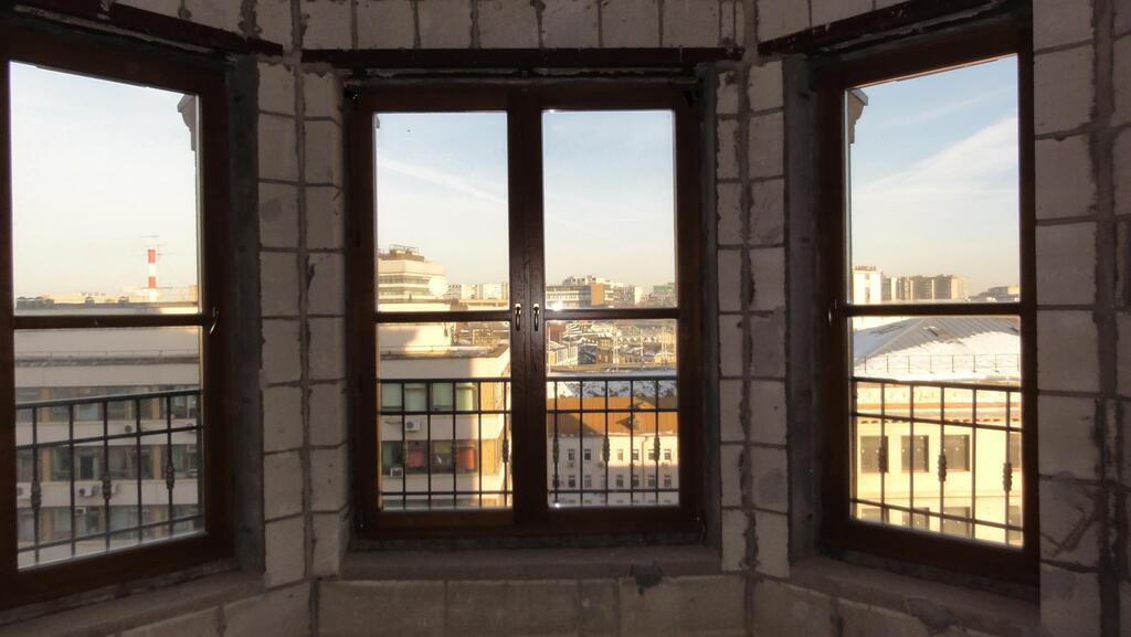 """Видовая квартира 154 кв.м. на 9этаже в ЖК """"Royal House on Yauza"""" - Фото 35"""