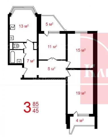 Продажа квартиры, м. Балтийская, Ул. Нарвская - Фото 22