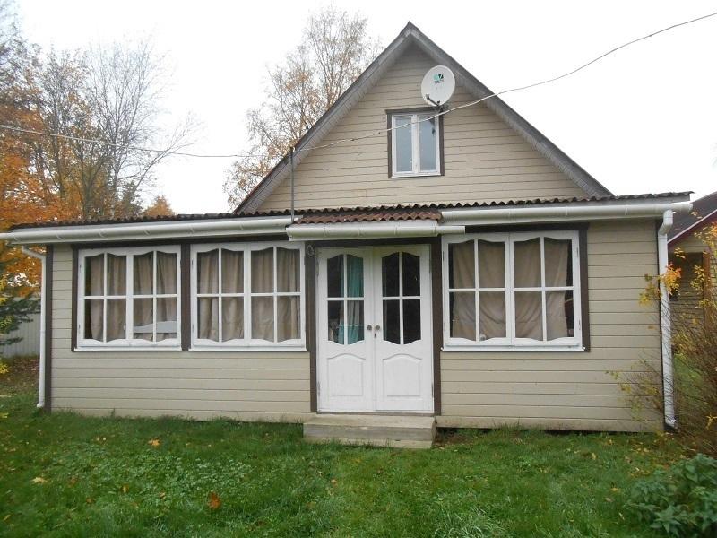 Продам зимний дом со всеми удобствами в д.Березнево - Фото 0