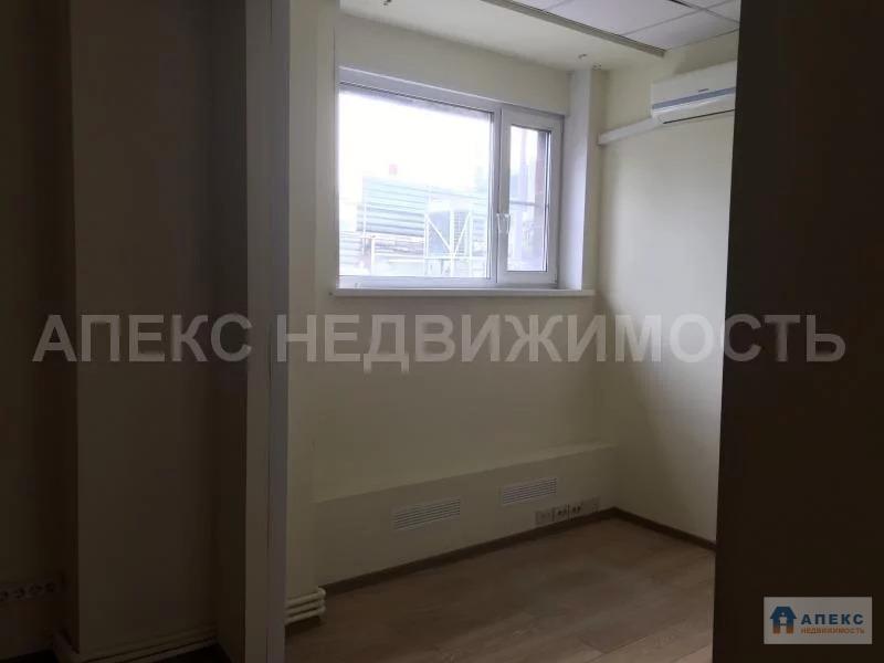 Аренда офиса 123 м2 м. Белорусская в бизнес-центре класса В в Тверской - Фото 4