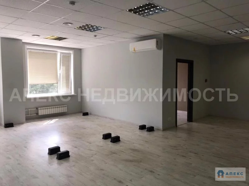 Аренда офиса 107 м2 м. Белорусская в бизнес-центре класса С в Тверской - Фото 5