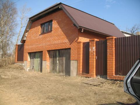 Дом с земельным участком, Щелковский р-н, г. Фряново, д. Еремино - Фото 1