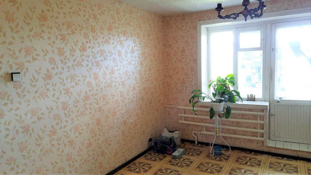 2-х комнатная квартира в пгт Балакирево - Фото 0