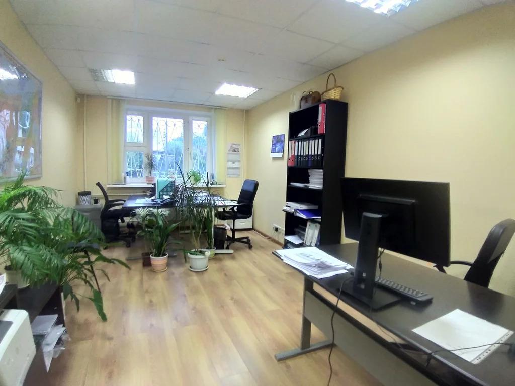 Офис 200кв.м. на Кантемировской. - Фото 13