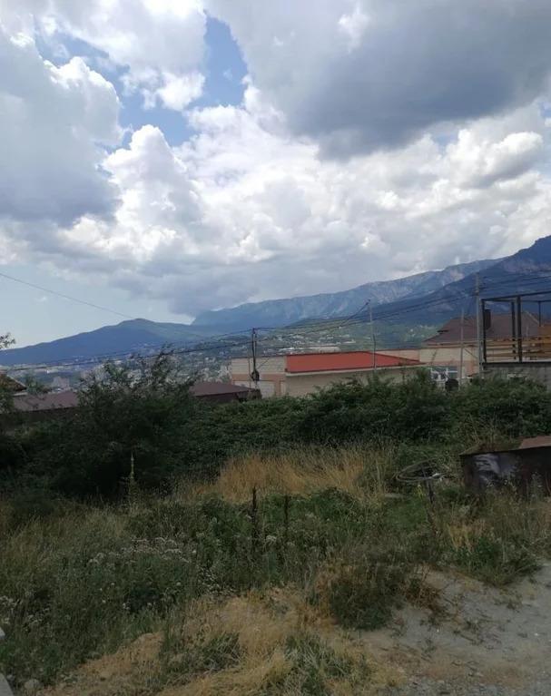 Продается земельный участок Респ Крым, г Ялта, пгт Массандра, ул . - Фото 1