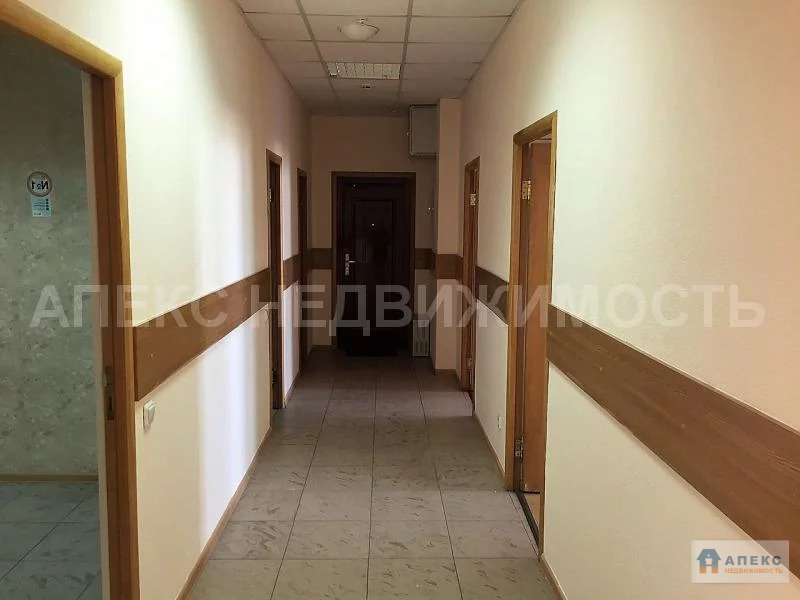 Аренда офиса 489 м2 м. Марьина роща в бизнес-центре класса В в Марьина . - Фото 0