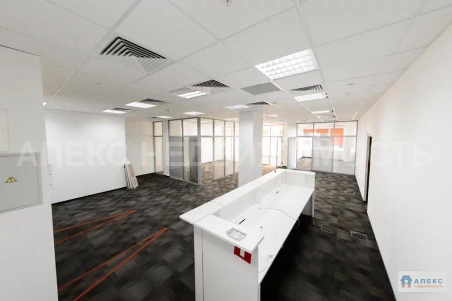 Аренда офиса 160 м2 м. Калужская в бизнес-центре класса В в Коньково - Фото 3