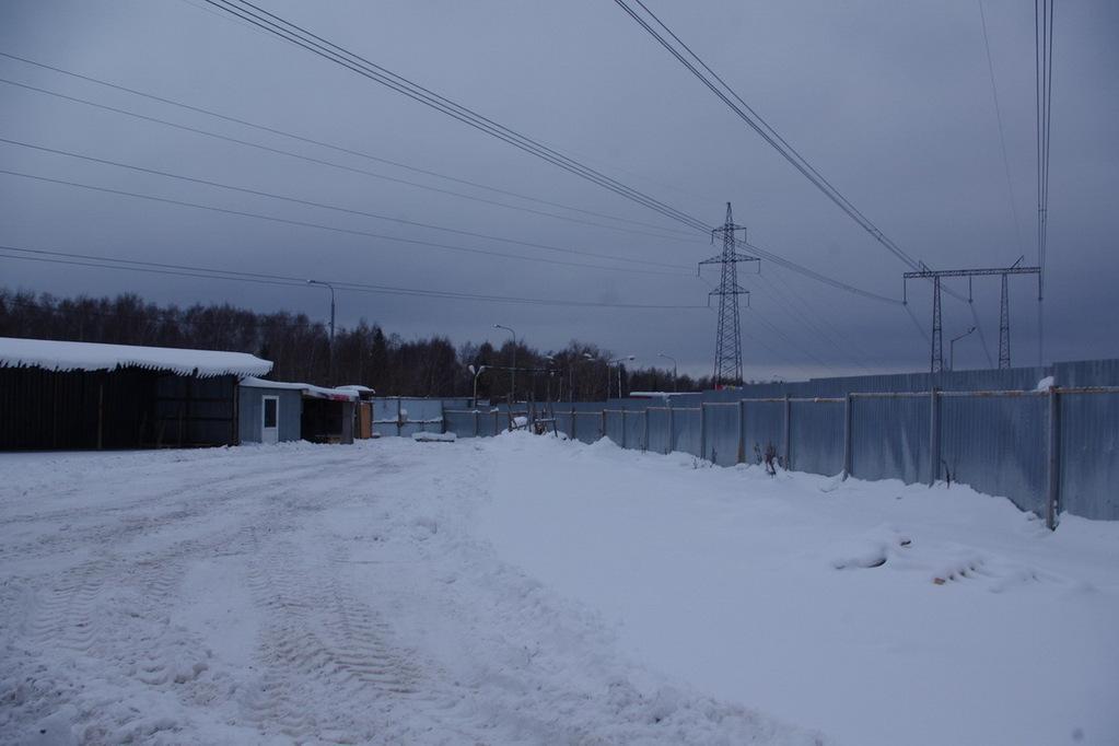 Площадка для автотранспорта 1100 кв.м. г. Москва ул. Корнилова вл. 18 - Фото 0