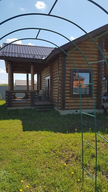 Продам новый дом в Вельяминово. Газ, вода. ПМЖ. - Фото 0