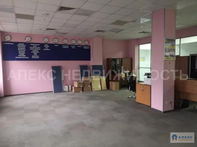 Аренда помещения 5776 м2 под офис, банк м. Кожуховская в бизнес-центре . - Фото 8