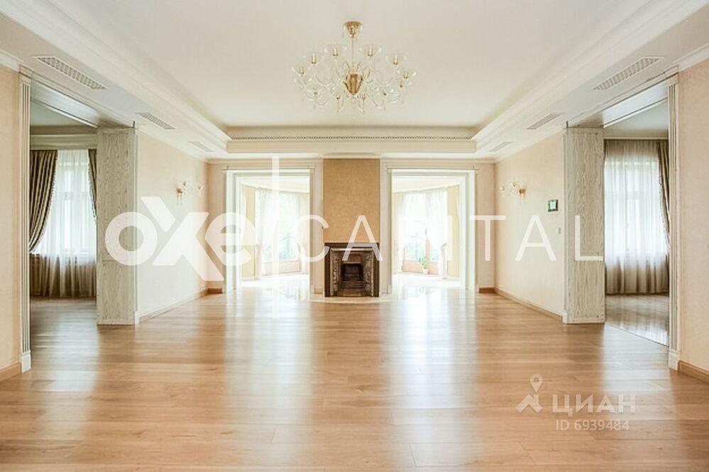 Дом в Москва Рублевское ш, 60к9 (650.0 м) - Фото 1