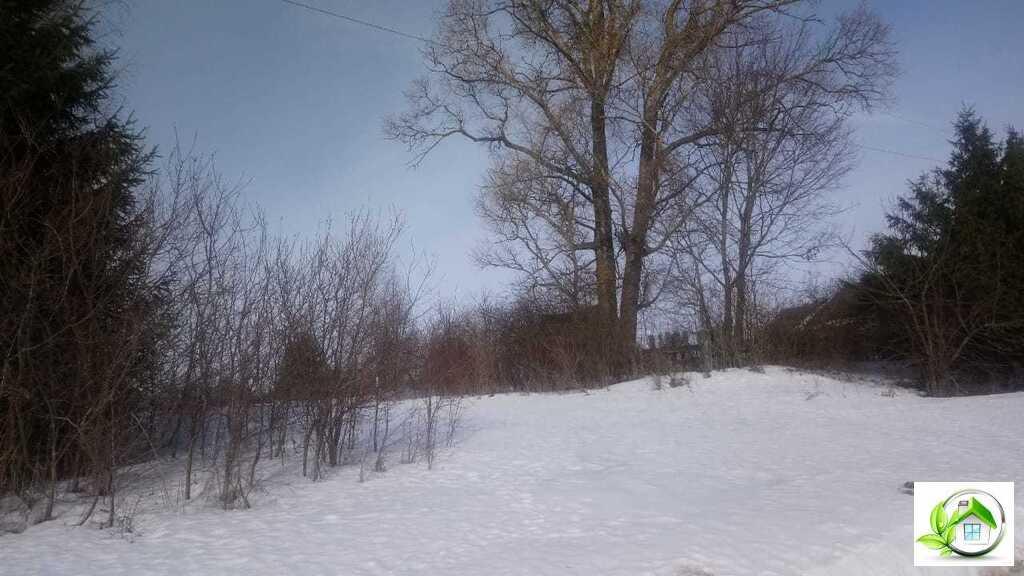 Купить земельный участок 12 соток в середине деревни, в Московской обл - Фото 19
