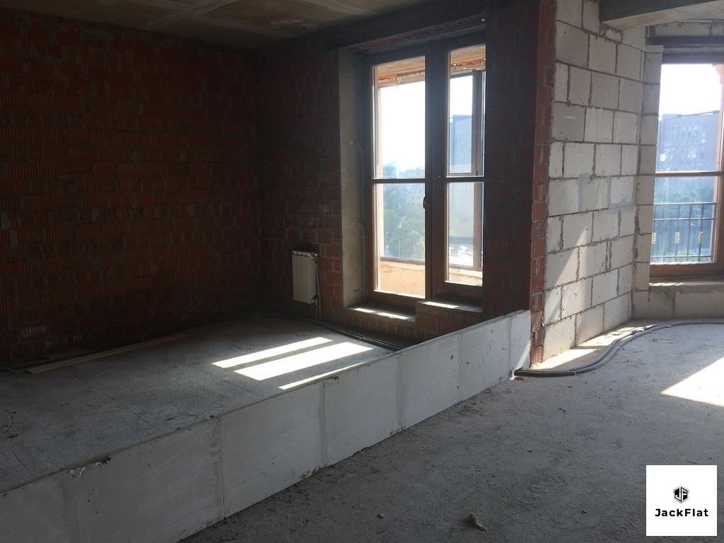 80 кв.м, св. планировка, 8этаж, 8 секция - Фото 13
