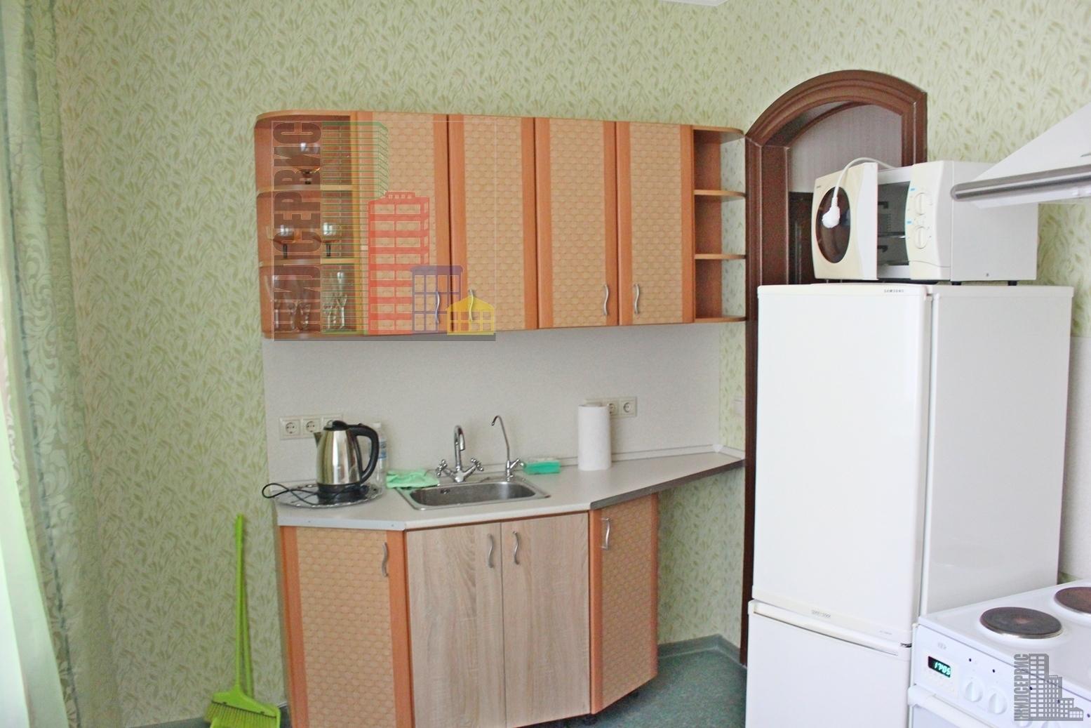 Однокомнатная квартира со свежим евроремонтом - Фото 12