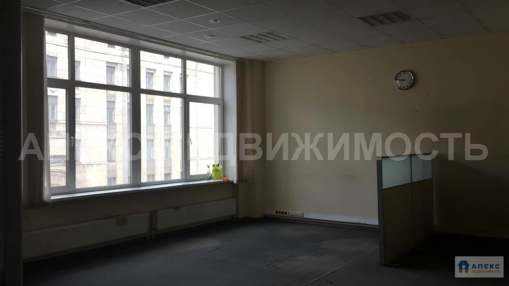Аренда офиса 405 м2 м. Бауманская в бизнес-центре класса В в Басманный - Фото 4