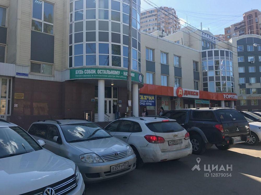 Продажа торгового помещения, Тула, Ул. Михеева, Продажа торговых помещений в Туле, ID объекта - 800539503 - Фото 1