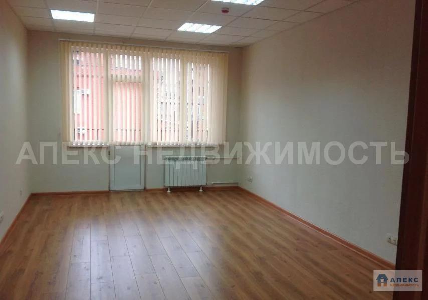 Аренда офиса 232 м2 м. Добрынинская в бизнес-центре класса В в . - Фото 0