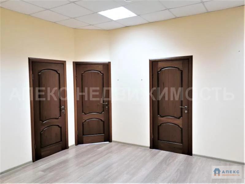 Аренда офиса 489 м2 м. Марьина роща в бизнес-центре класса В в Марьина . - Фото 6