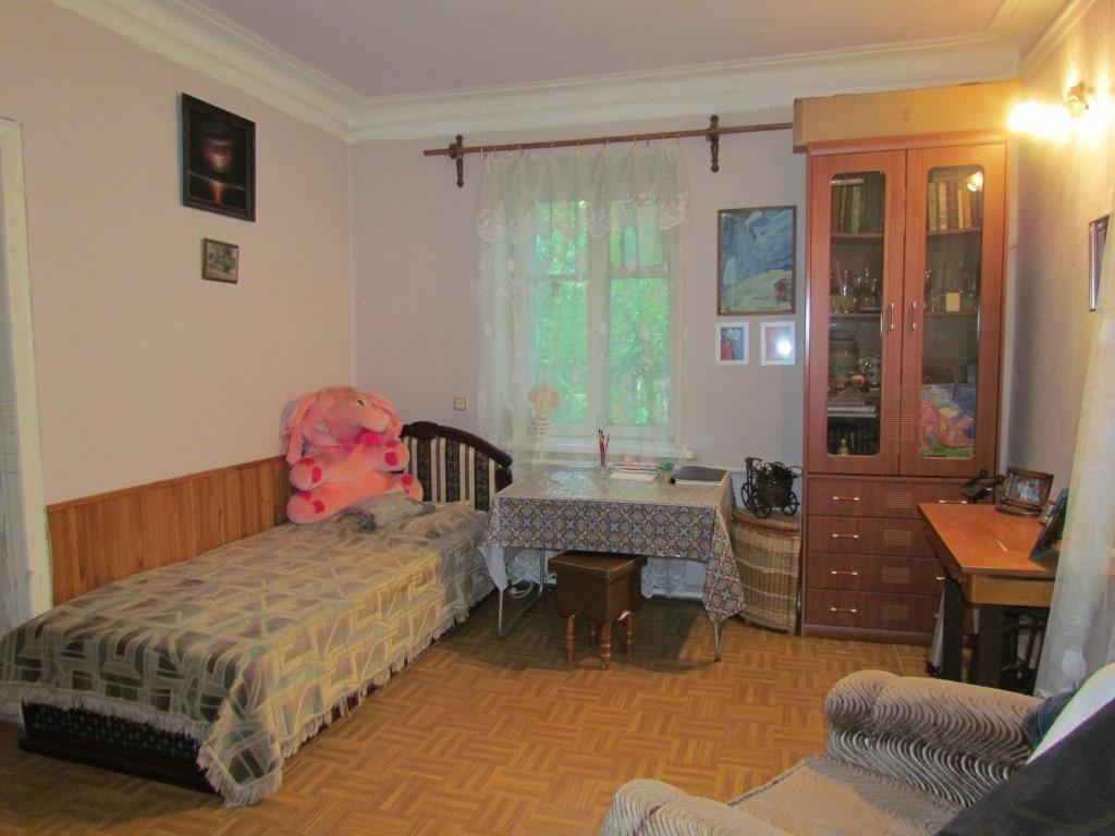 2-х комнатная квартира в г. Александров по ул. Маяковского, Купить квартиру в Александрове, ID объекта - 320538265 - Фото 1