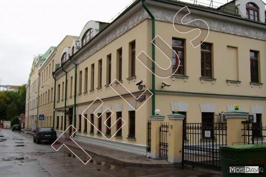 """М. Полянка, Казачий переулок, 1074м2 """"Продажа особняка"""" (ном. объекта: . - Фото 1"""