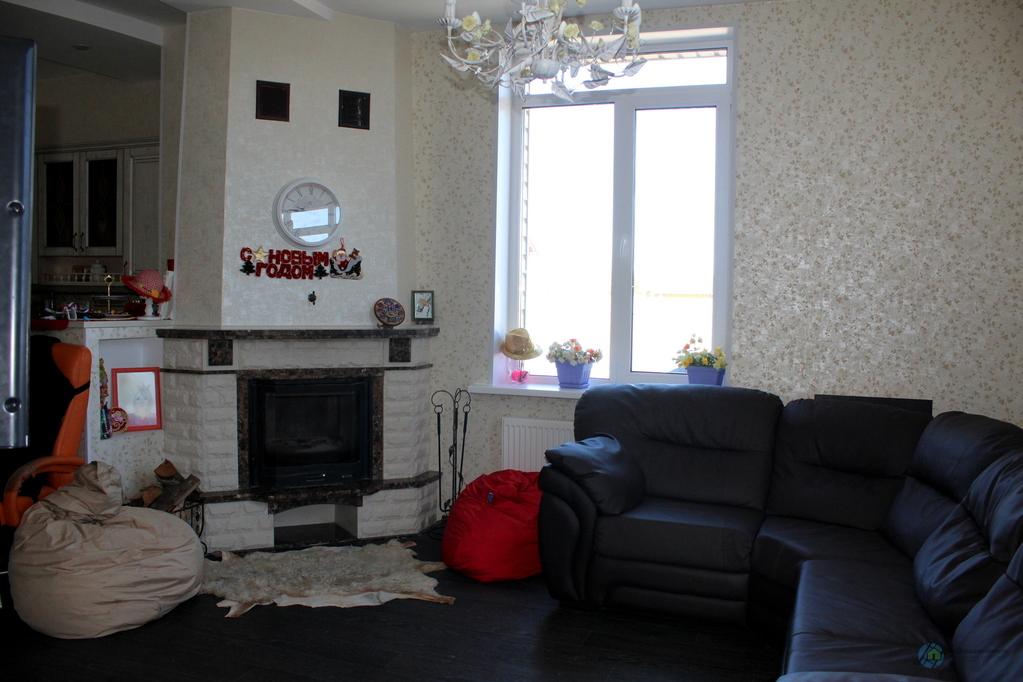 Зимний коттедж с гостевым домом и гаражом - Фото 7